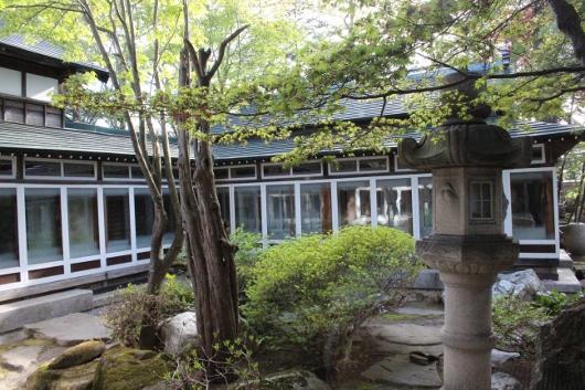 ⑰小林家の庭