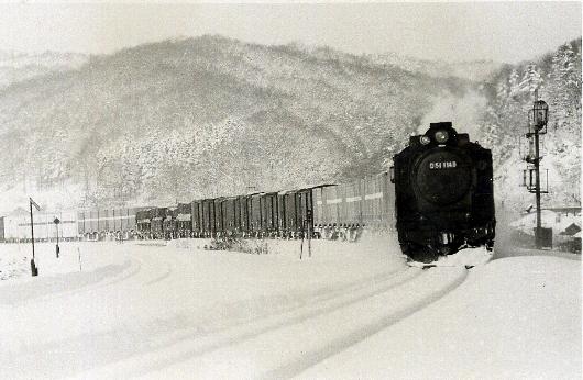 ⑲栗山蒸気機関車74-12-19