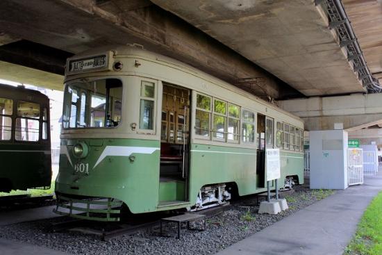 ④昭和24年600形電車 (550x367)