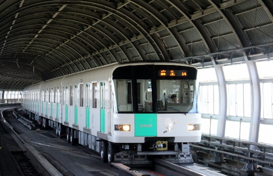 ⑭札幌地下鉄5000形◎ (550x355)