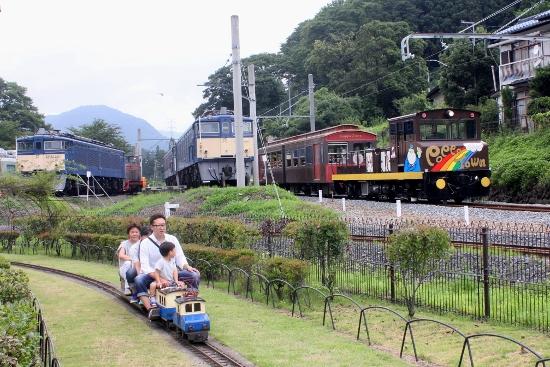 ⑬鉄道文化むら