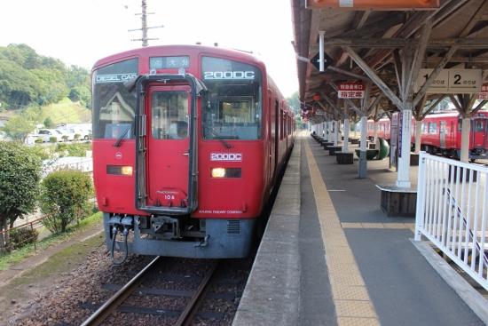 ⑪大分行き普通列車 (550x367)
