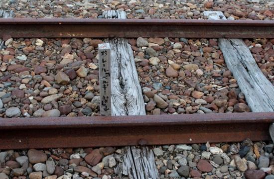 ⑤ベルギー製線路