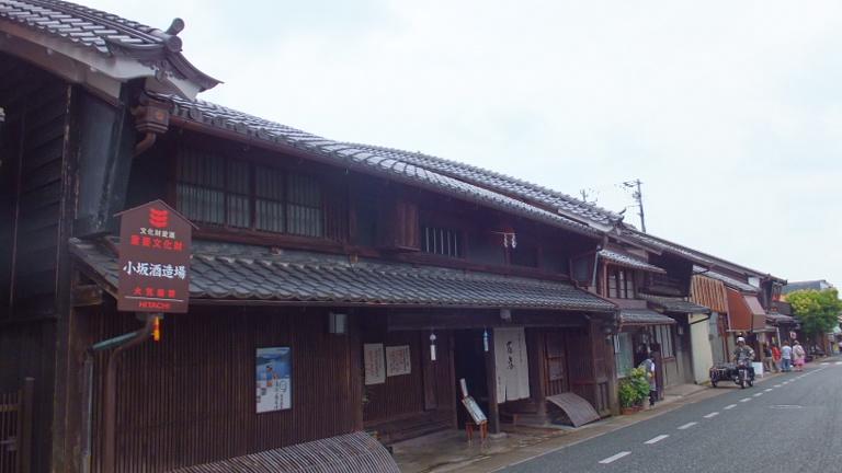 小坂酒造場