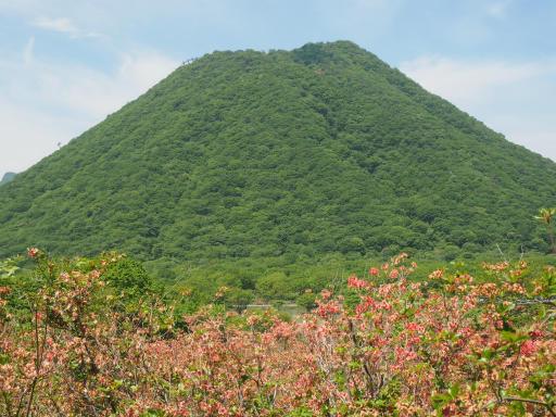 20160529・群馬ツツジ旅8-13・スルス峠からの榛名富士