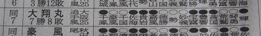 20160725・相撲14・大勝丸=左右対称