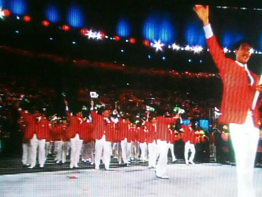 20160807・オリンピック開会式1