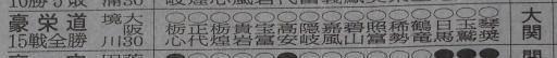 20160927・大相撲秋場所11=優勝・豪栄道