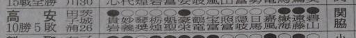20160927・大相撲秋場所09=敢闘賞・高安
