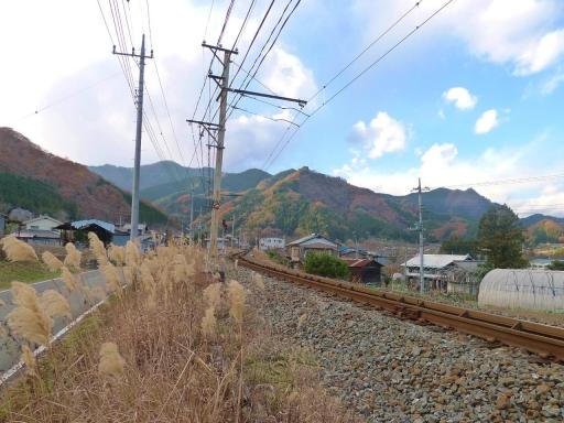 20161011・鉄写5位・20121209・紅葉の秩父鉄道、白久~三峰口