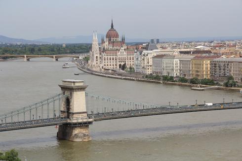 ブダペスト国会議事堂2015-1