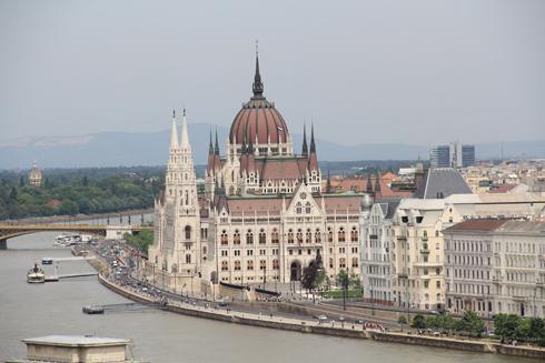 ブダペスト国会議事堂2015-2