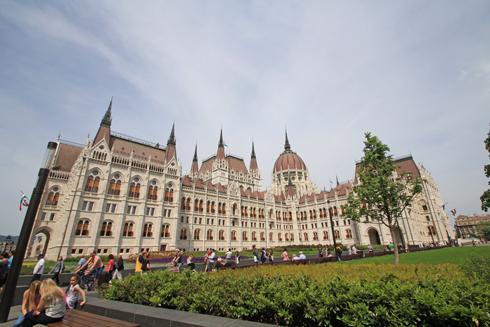 ブダペスト国会議事堂2015-3