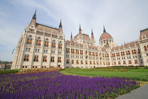 ブダペスト国会議事堂2015-4