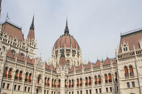 ブダペスト国会議事堂2015-6