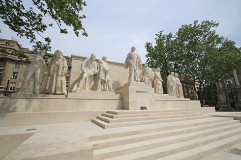 ブダペスト国会議事堂2015-12