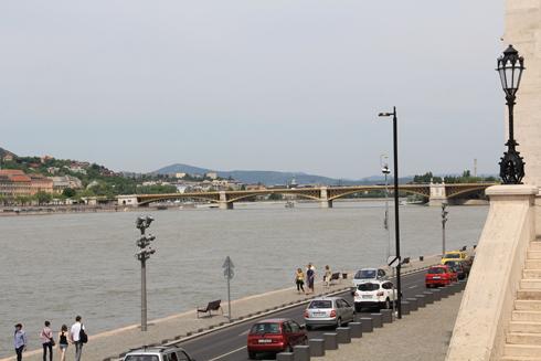 ブダペスト国会議事堂衛兵交代式-19