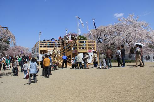 弘前桜祭り2016(1)-11