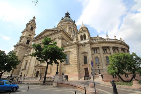 聖イシュトヴァーン大聖堂-1