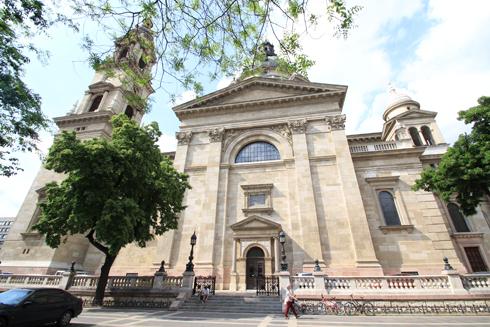 聖イシュトヴァーン大聖堂-2