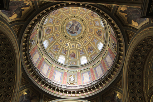 聖イシュトヴァーン大聖堂-14