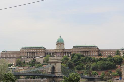 ブダペスト王宮-2