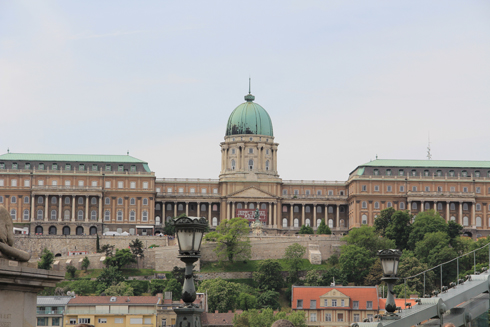 ブダペスト王宮-3
