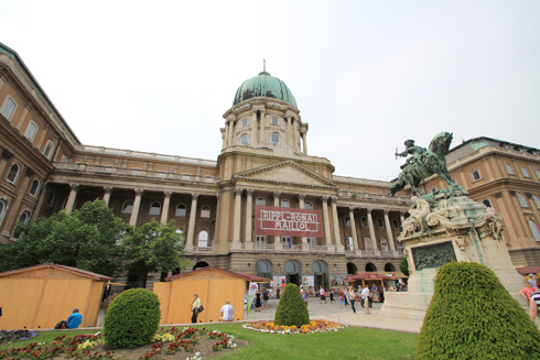 ブダペスト王宮-12