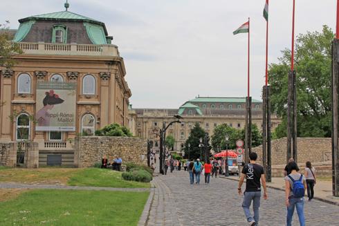 ブダペスト王宮-16