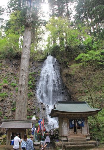 羽黒山五重塔2016-7