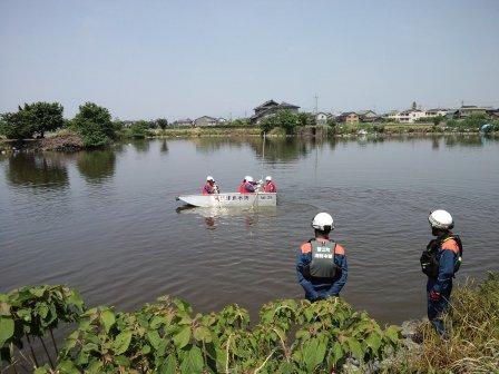1水難救助訓練2-2