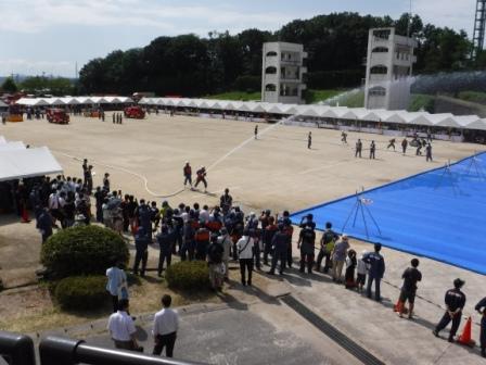 1愛知県消防操法大会