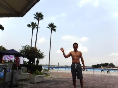 1 サンビーチ日光川
