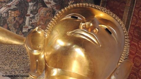 Wat Pho (タイ古式マッサージの総本山)