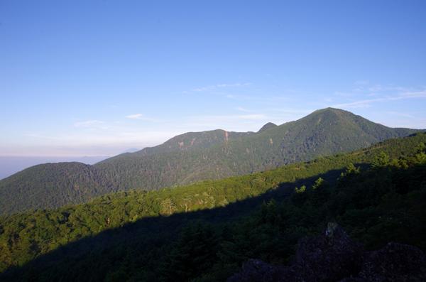 釈迦ヶ岳12