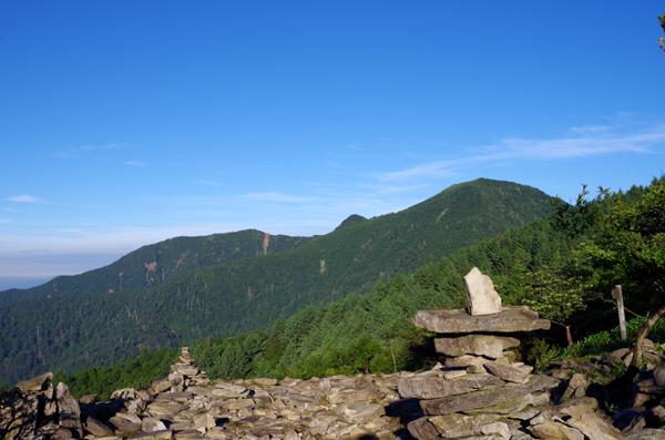 釈迦ヶ岳18
