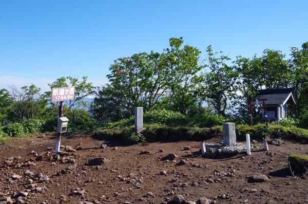 釈迦ヶ岳36