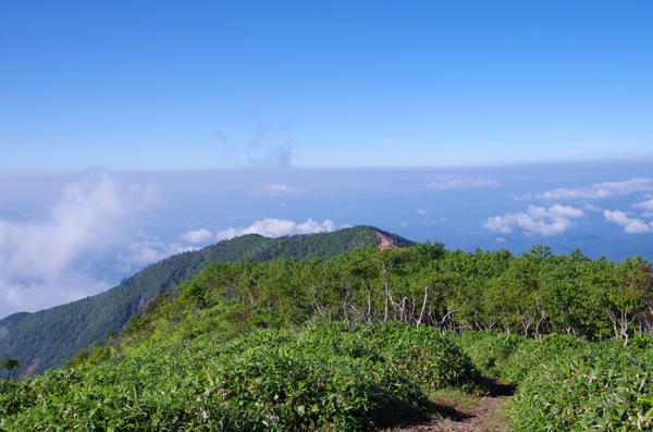 釈迦ヶ岳40