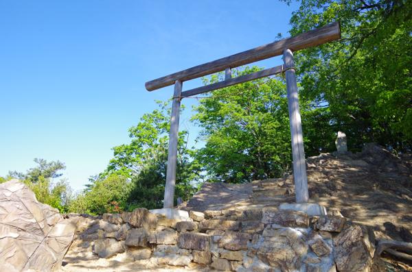 日和田山09