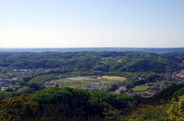 日和田山10