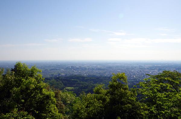 日和田山16