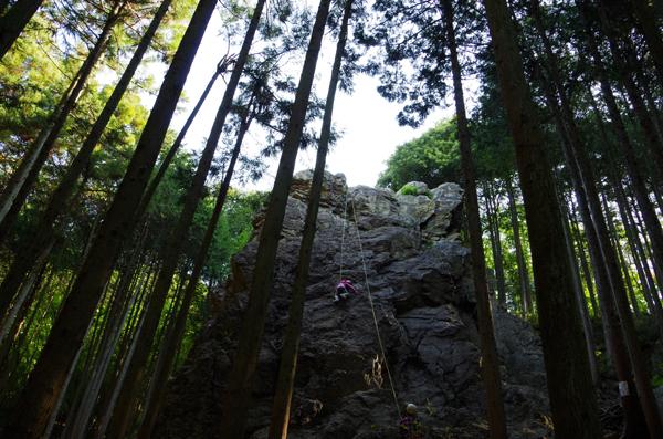 日和田山19