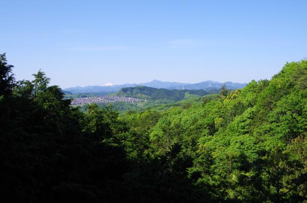 日和田山21