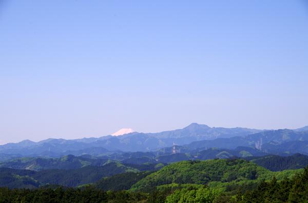 日和田山30