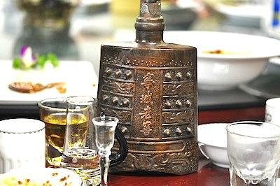 中国の古酒