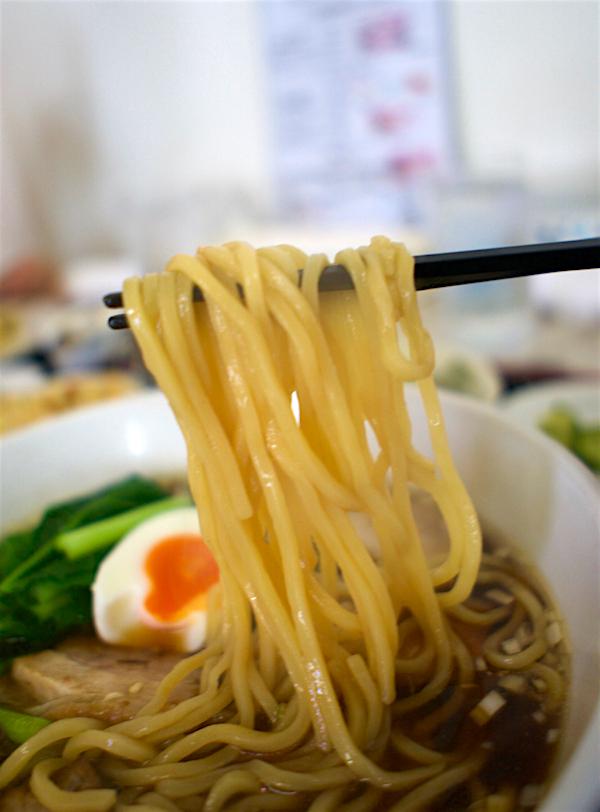 上海キッチン なごむ@宇都宮市戸祭元町 麺