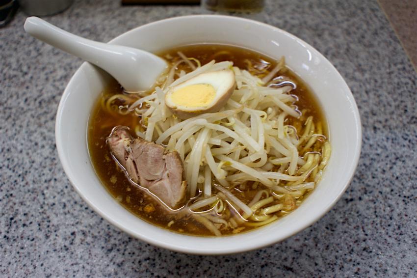 中華麺店 喜楽@東京都渋谷区 中華麺1