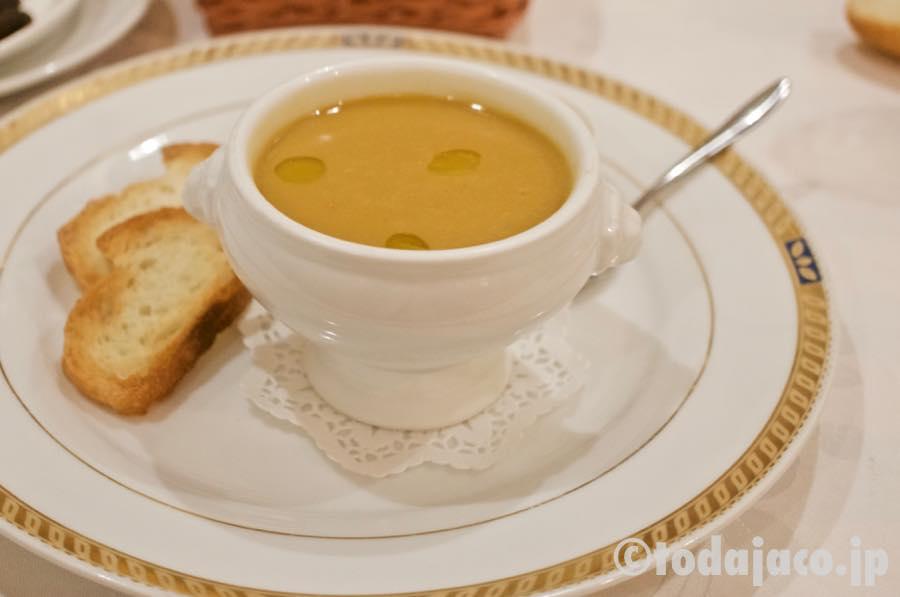 スープ・ド・ポワソン!