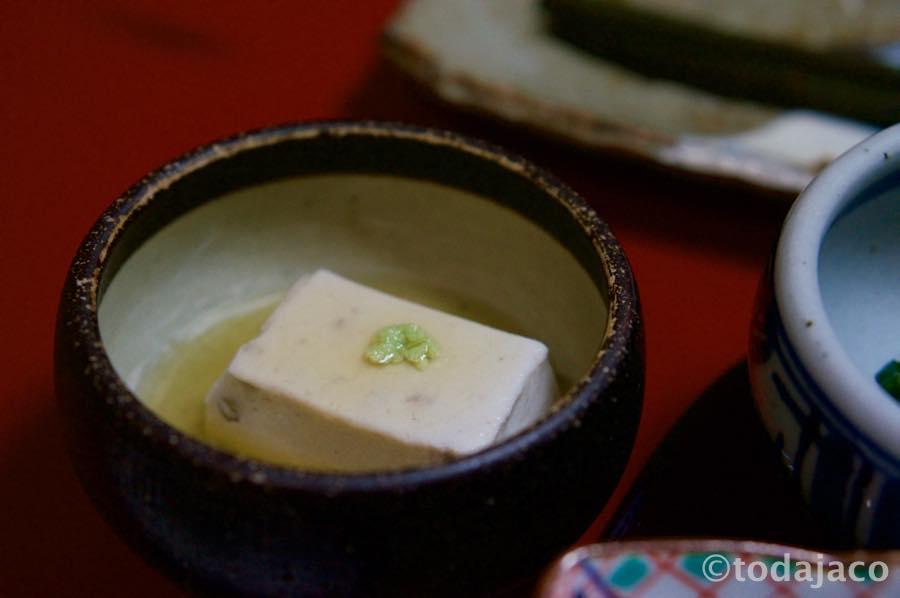 胡麻豆腐(だったっけね?