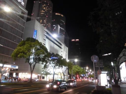名古屋の町並み